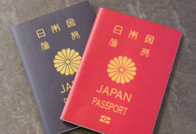 PASSPORT-JAPAN